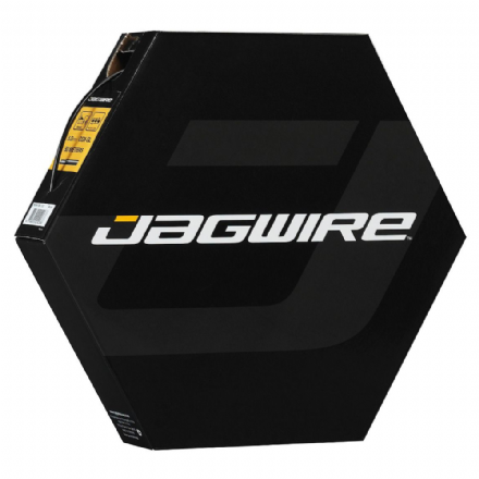 Jagwire Slick Lube Outer Brake Cable Housing - Black or White - 50 Metre Bulk Box